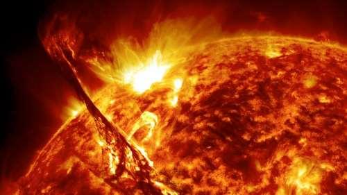Energia del sole, la stella che verrà studiata dalla sonda spaziale della NASA ad Agosto 2018