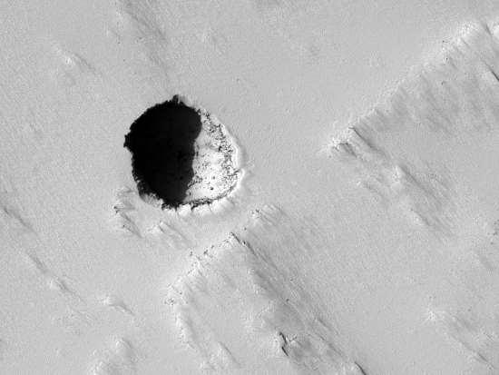 Grotte di Marte