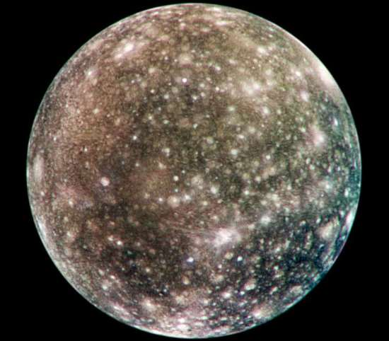 Il satellite Callisto