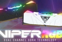 Patriot Viper RGB