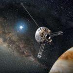 Satellite in orbita su Europa