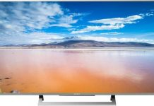 Sony KD55XD8005 recensione Smart TV 55 pollici WiFi 4K