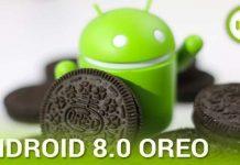 Aggiornamento Android Oreo