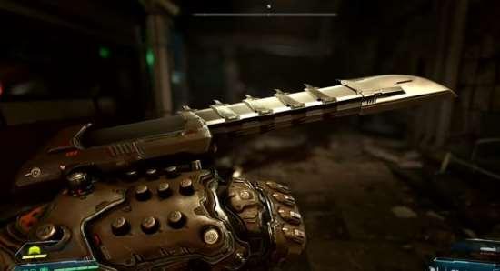 Doom Eternal armi da taglio