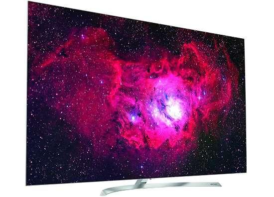 LG OLED55B7V smart TV 55 pollici risoluzione 4K recensione