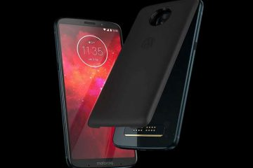 Motorola Moto Z3 Play recensione