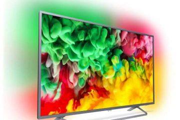 Philips 43PUS6753 Smart TV 43 pollici 4K recensione