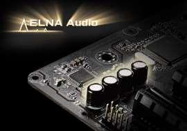 Sistema audio ELNA recensione scheda madre ASRock Z370 Pro4