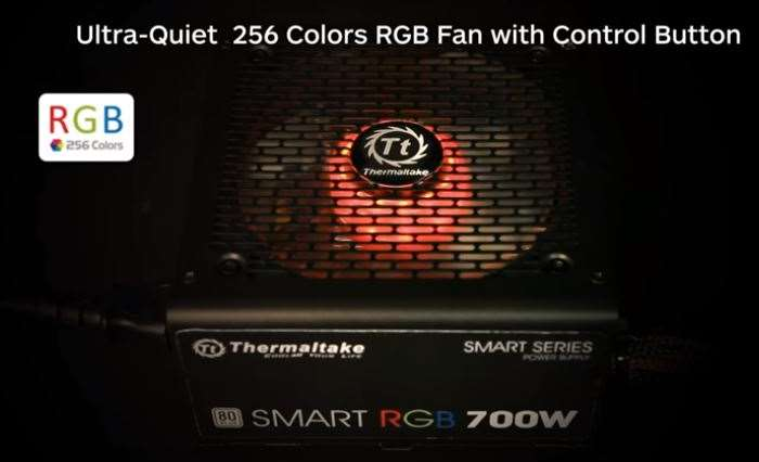 Thermaltake smart rgb: alimentatori pc 500 600 e 700w » tech universe