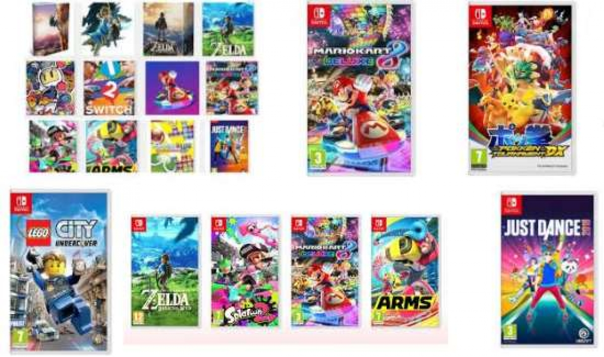 Classifica giochi Nintendo Switch » Tech Universe