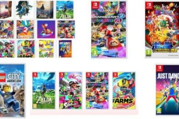Classifica giochi Nintendo Switch