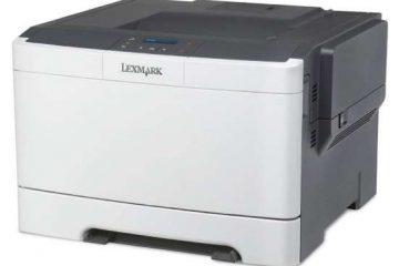 Stampante Lexmark CS317DN recensione e prezzo