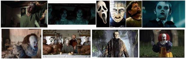 Tantissimi film genere horror