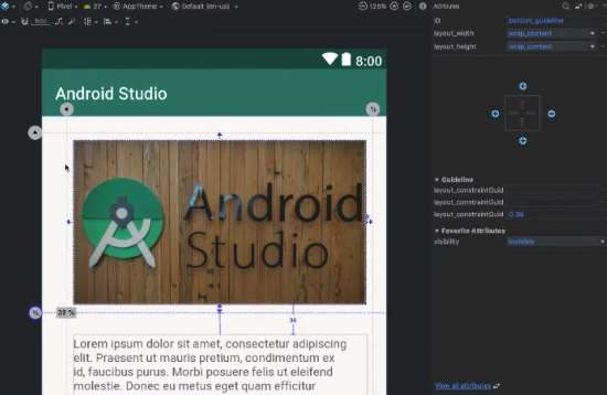 Android Studio Layout