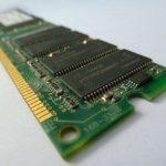 Chip della memoria RAM