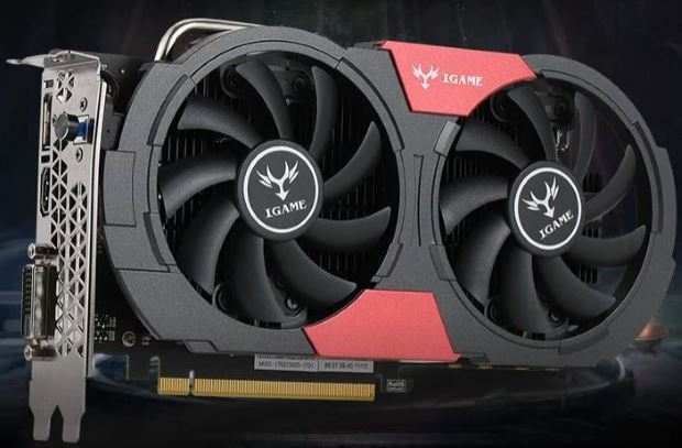 Colorful NVIDIA GeForce GTX iGame 1050 Ti recensione