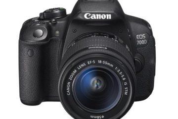EOS 700D Canon Reflex digitale