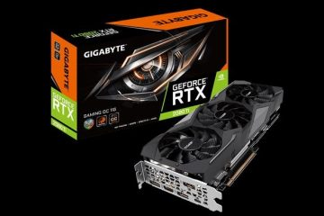 Gigabyte GeForce RTX 2080 Ti Gaming OC 11G recensione