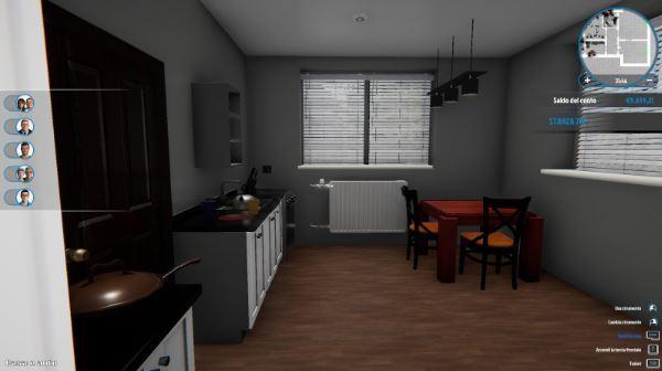 House Flipper - La cucina dopo