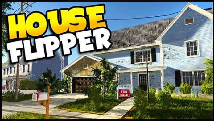 House Flipper PC key Steam