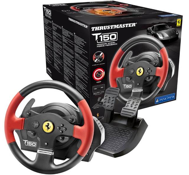 Thrustmaster T150 Ferrari Force Feedback