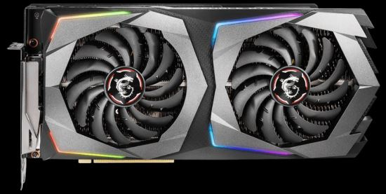 Ventole scheda video MSI RTX 2070 Gaming Z