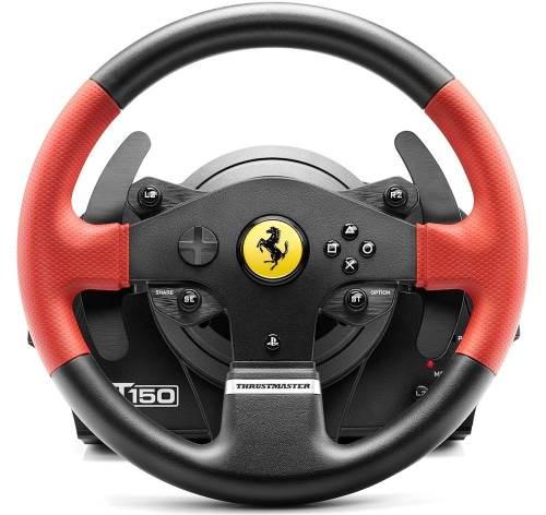 Volante Ferrari per PC e console PS4 e PS3
