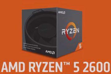 Recensione processore AMD Ryzen 5 2600 e benchmark