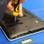 Come aggiungere RAM al tuo portatile