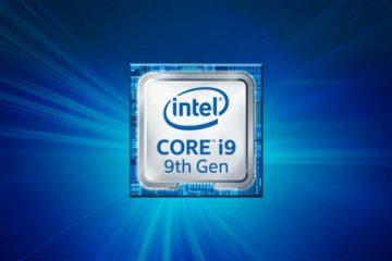 Intel i5-9600K recensione