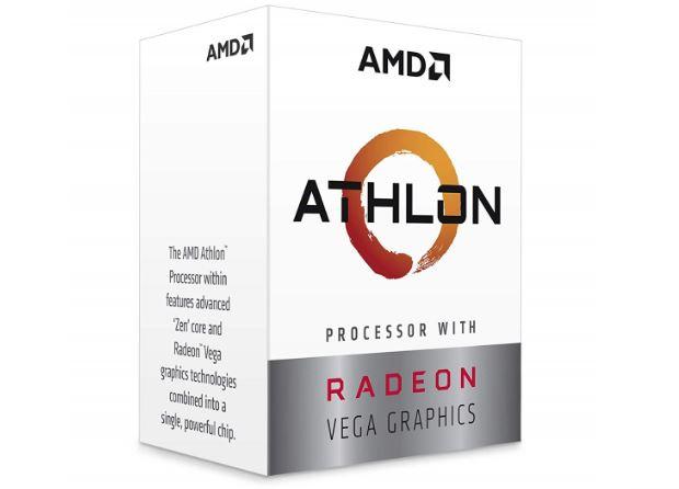 AMD Athlon 200GE recensione