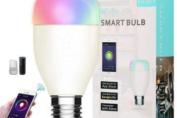 Lampadine a LED per casa smart