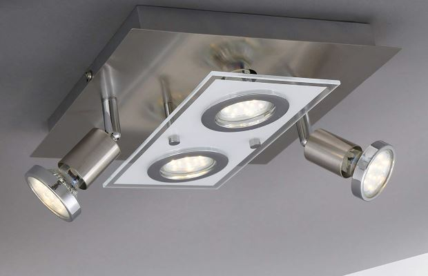 Plafoniera Led Soffitto Rotonda : Plafoniera led da soffitto bkl tech universe