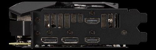 Porte Asus GeForce RTX 2060 ROG Strix OC O6G