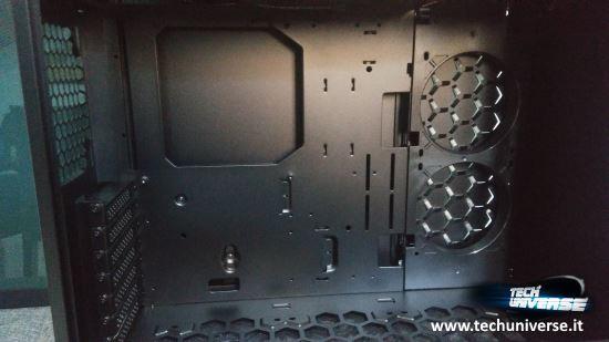 Predisposizione radiatore 240mm