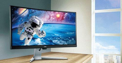 Regolazione automatica display monitor 32 pollici BenQ