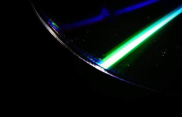 Scienza tecnologia illuminazione LED