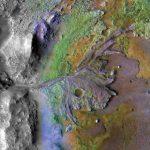 Sito di atterraggio per il rover Mars 2020