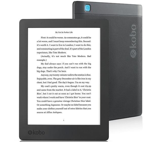 eReader Kobo Aura H2O Edition 2 recensione