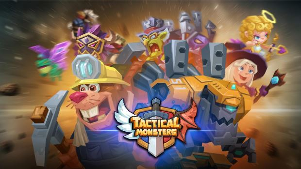 Tactical Monsters Rumble Arena