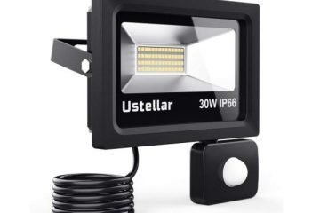 Faretto LED da esterno