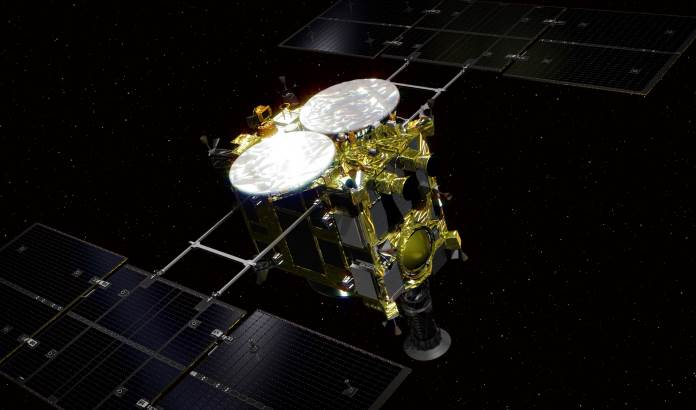Sonda Hayabusa-2
