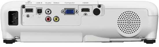 Retro videoproiettore Epson EB-S05