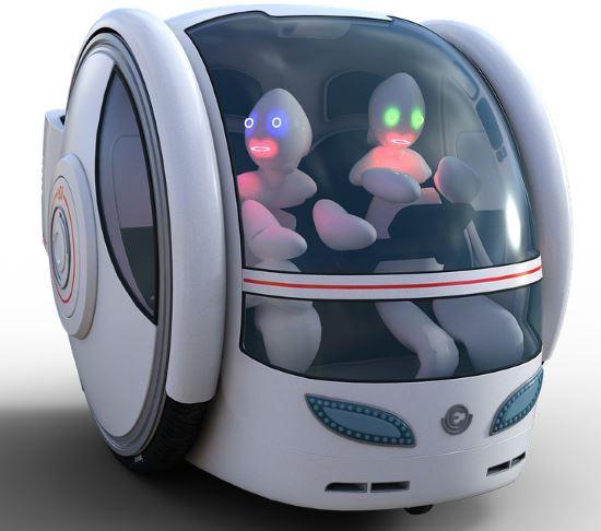 Automobile con intelligenza artificiale