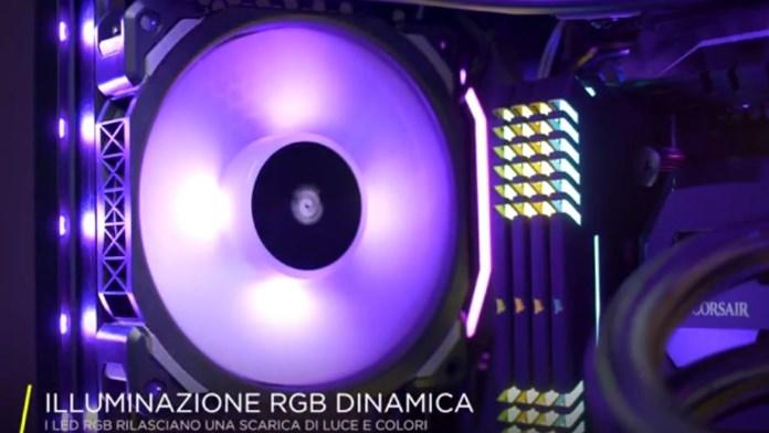 Recensione ventole Corsair ML120 Pro RGB