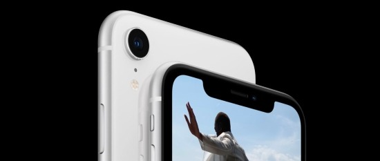 Fotocamere Apple iPhone X R