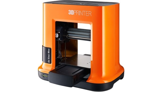XYZprinting da Vinci mini W + Stampante 3D recensione