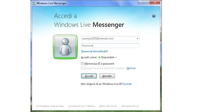 Come funziona Windows Live Messenger