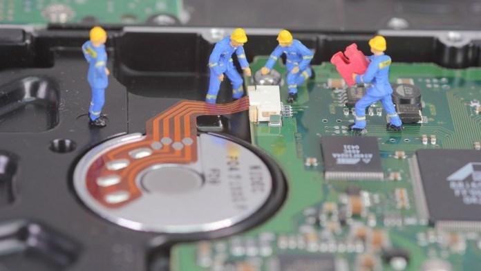 I componenti elettronici