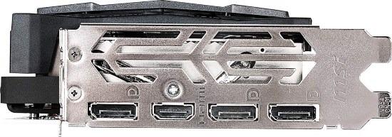Porte MSI RTX 2060
